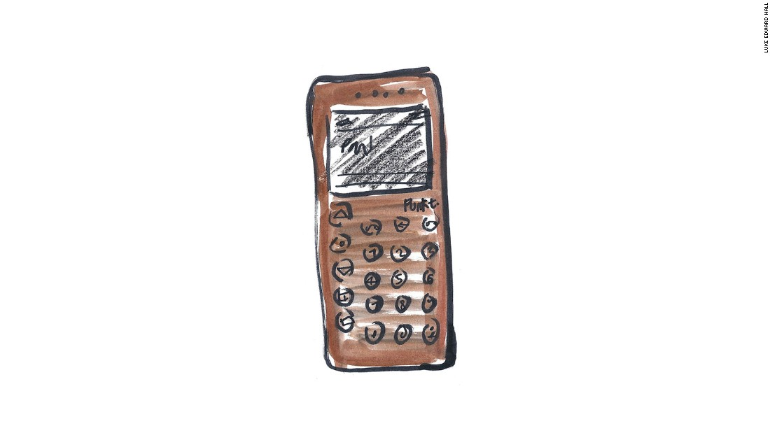 """""""I very much like the simplistic, elegant look of this mobile phone, and its smart new brown colorway. It's designed by Jasper Morrison, and it's a minimalist, anti-smart phone that just makes calls and sends texts."""" <br /><em><br />The MP01 will be on display from September 19-24 at the Jasper Morrison shop (24b Kingsland Road, London E2 8DA) </em>"""