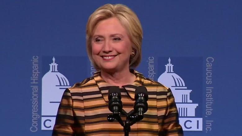 Hillary Clinton: Taco truck sounds delicious
