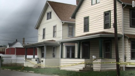 Ohio woman abducted house