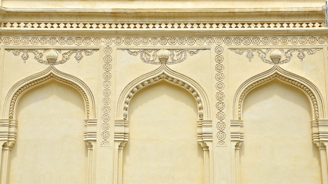 The Qutb Shahi Heritage Park is being rejuvenated as part of a 10-year project aimed at restoring its grandeur but remains open to visitors.