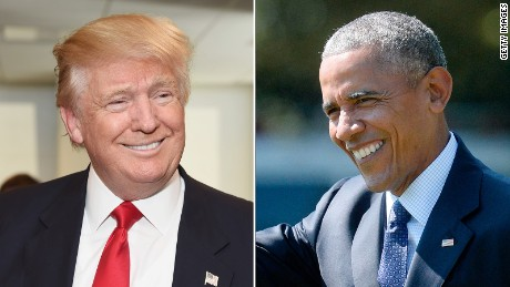 Obama: Trump's rigged election claim 'whining before the game's even over'