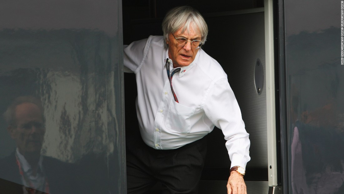 "Ecclestone's control continues unabated. At the 2016 Italian Grand Prix, people from across the paddock lined up outside his motorhome -- known as ""The Kremlin"" -- for an audience with F1's puppet master."