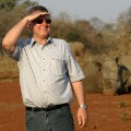 rhino dehorning john hume