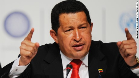 The late Hugo Chavez, above, is inspiration for a peace prize proposed by his successor, Venezuelan President Nicolas Maduro