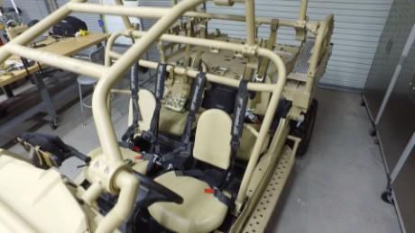 military tech lab