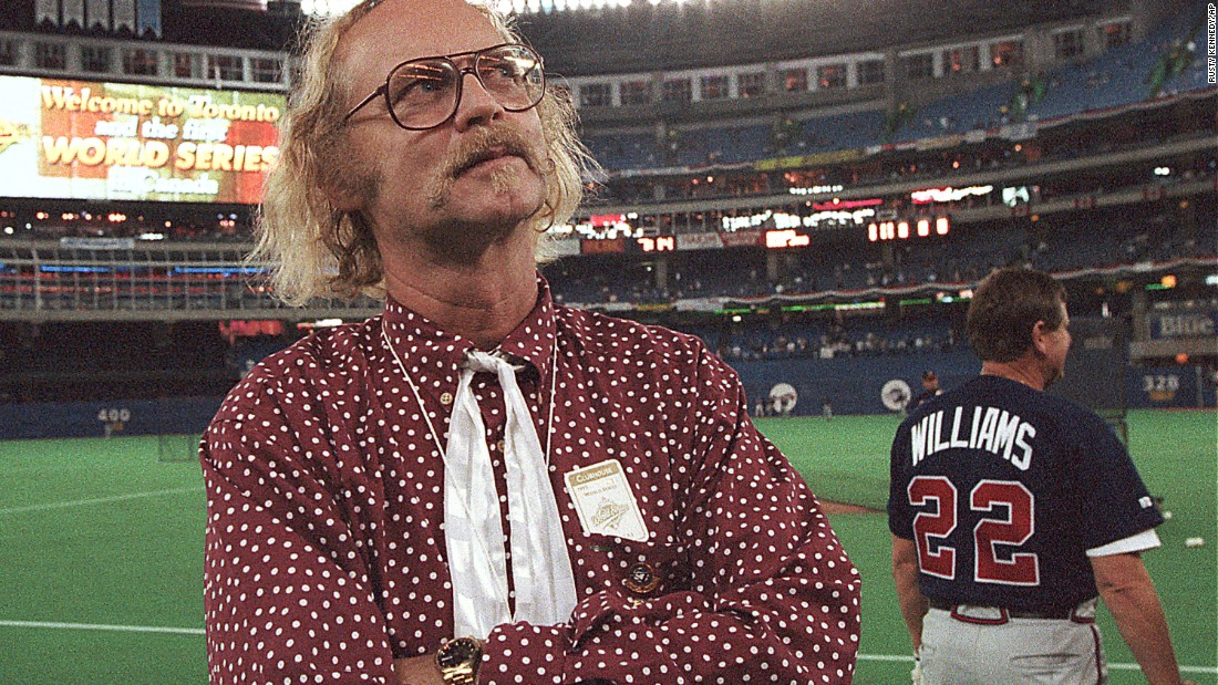 "<a href=""http://www.cnn.com/2016/09/17/entertainment/author-wp-kinsella-dead/index.html"">W.P. Kinsella,</a> the author of ""Shoeless Joe,"" the award-winning novel that became the film ""Field of Dreams,"" died at 81 on September 16."
