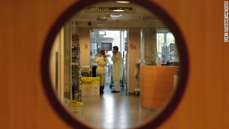 Belgium euthanasia: First child dies - CNN.com