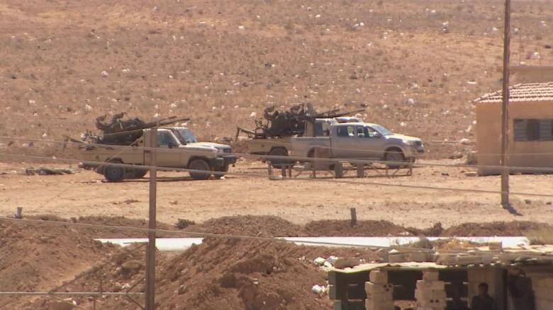 syria coalition strikes pleitgen lklv _00014123