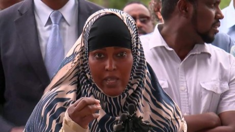 Somali community: Let's spread love instead of hate