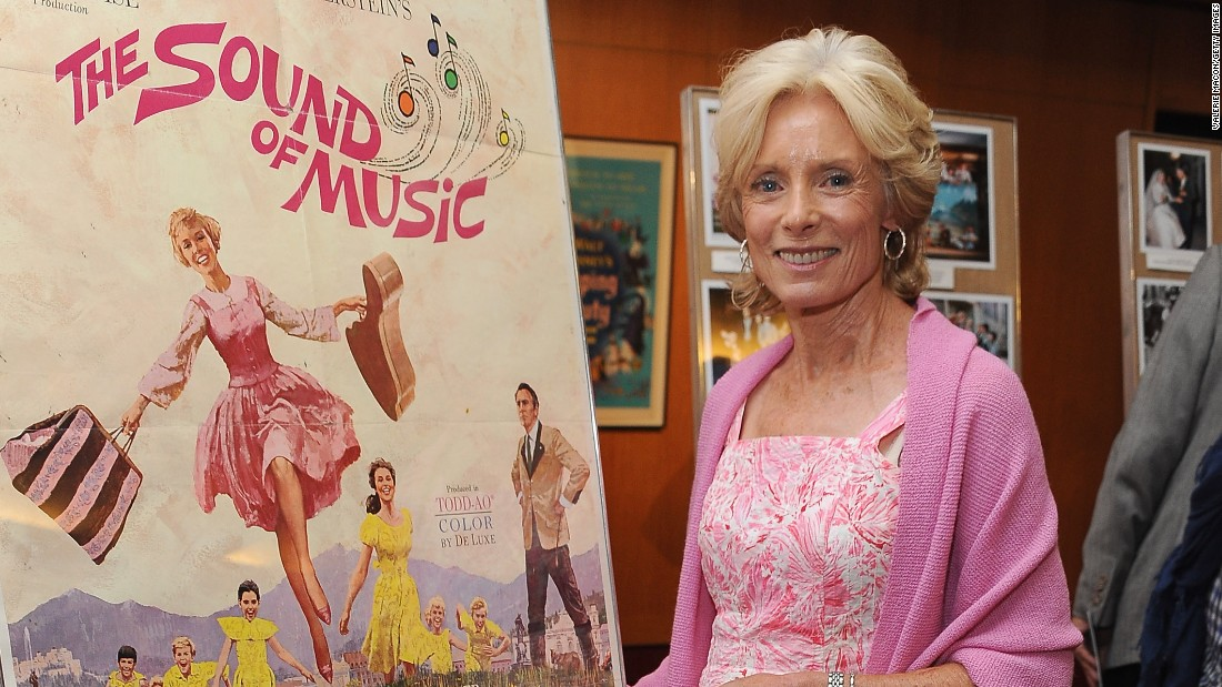 "<a href=""http://www.preview.cnn.com/2016/09/18/us/liesl-sound-of-music-dies/index.html"" target=""_blank"">Charmian Carr</a>, best known for her role as Liesl in ""The Sound of Music,"" died Saturday, September 17, at the age of 73, according to her family. Carr died of complications from a rare form of dementia."