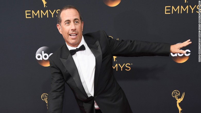 After the Emmys, the party continues without shoes