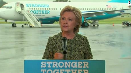Hillary Clinton terror attacks
