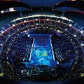 Wuhan Open tennis new stadium roof