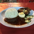 KL food nasi lemak