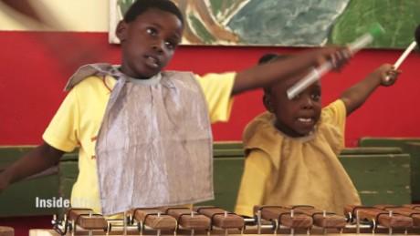 Awakening the innate musicality of children