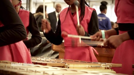 The marimba: When tradition meets modernity
