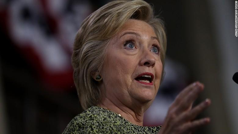 Battleground state polls swinging to Clinton