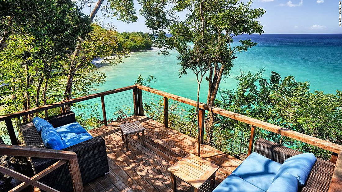 Tucked away on the unspoiled and relatively unknown island of Dominica, Secret Bay -- a six-villas-and-bungalows property -- is one of the Caribbean's best-kept secrets.