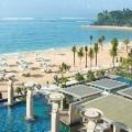 Beachfront hotel 17.-Mulia-Bali