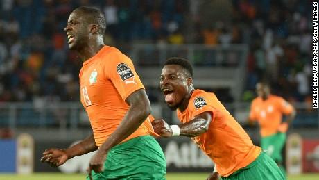 Toure won 113 caps for Ivory Coast.
