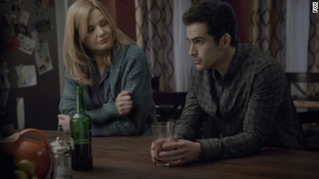 """Geena Davis and Alfonso Herrera star in """"The Exorcist"""""""