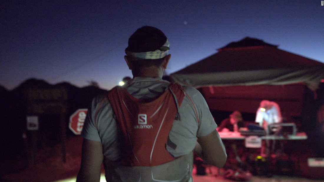 A second dawn means getting closer to the finish line for most runners.