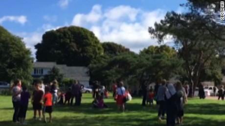 63 Prince Edward Island schools evacuate due to threat