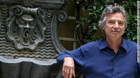 Curtis Hanson at the St Regis Hotel on June 15, 2007, in Rome, Italy.