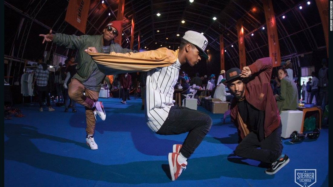 """Sneaker culture in general is celebrated at the events; """"[Sneaker culture is] everywhere, and everywhere is different,"""" explains Osman.  """"Sneakers know no color, race or creed -- all individuals from different walks of life can come together for their mutual love of sneakers."""""""