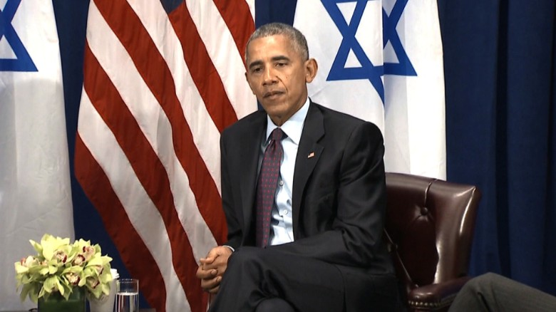 Obama and Netanyahu likely meet for last time
