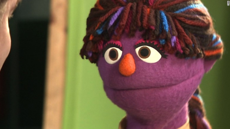 Meet Zari, the Afghani muppet