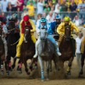 Palio Di Asti action field