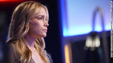 """A scene from an upcoming episode of """"Notorious,"""" starring Piper Perabo. (ABC/Adam Taylor)"""