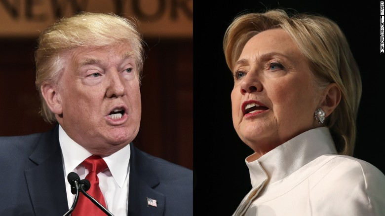 Clinton, Trump postpone visits to Charlotte