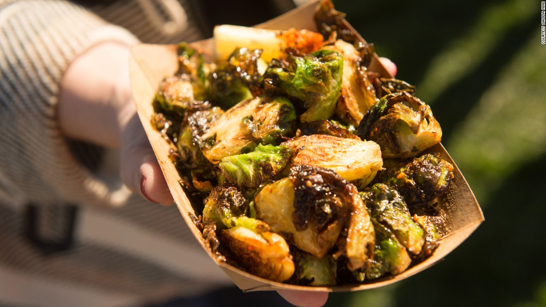"""Off The Grid's highlights include a round of vendor """"specialty items"""" served only here -- all at digestible food truck prices."""