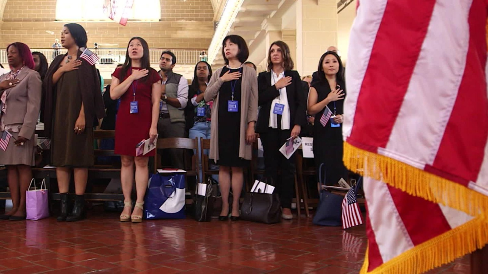 The day I became an American citizen