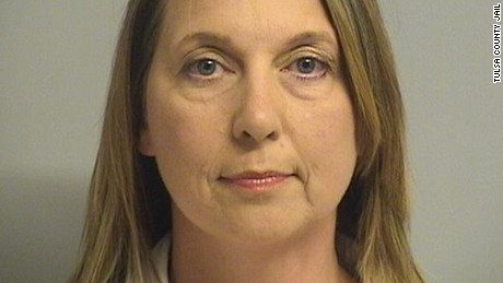 Tulsa, Oklahoma, police officer Betty Shelby has been charged with felony manslaughter in the first degree in the shooting death of Terence Crutcher.