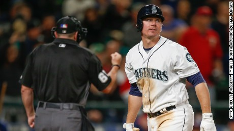 "Steve Clevenger of the Seattle Mariners tweets that were ""worded beyond poorly."""
