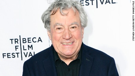 "NEW YORK, NY - APRIL 24: Actor Terry Jones attends the ""Monty Python And The Holy Grail"" Special Screening during the 2015 Tribeca Film Festival at Beacon Theatre on April 24, 2015 in New York City.  (Photo by Stephen Lovekin/Getty Images for the 2015 Tribeca Film Festival)"