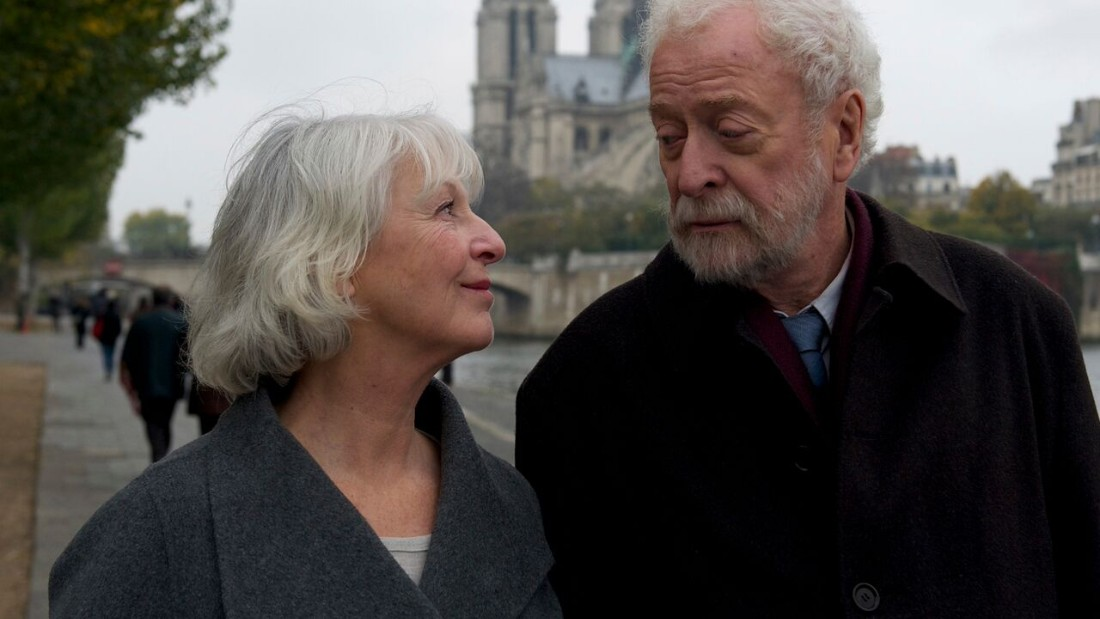 "<strong>""Last Love"": </strong>Two-time Oscar-winner Michael Caine stars with Clémence Poésy about a widowed professor living alone in Paris who meets a free-spirited dance instructor.<strong> (Acorn TV)</strong>"