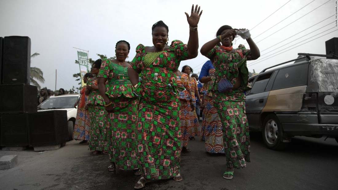 USAfricaonline : Is this Africa's best party?