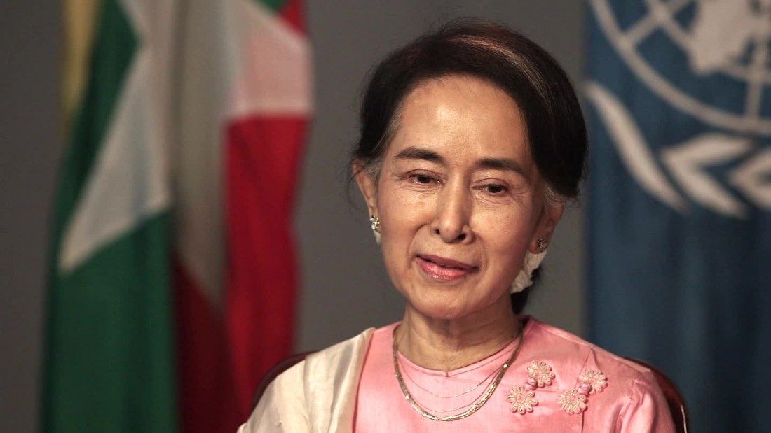 Is Aung San Suu Kyi the Mandela of Asia?
