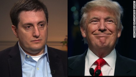 Philippe Reines and Donald Trump