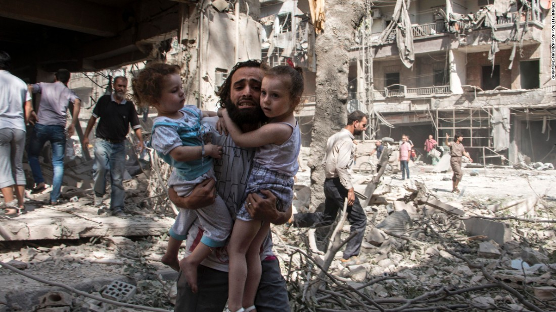 What now for the girls of Syria?