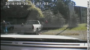 Police release videos, photos from Keith Scott shooting