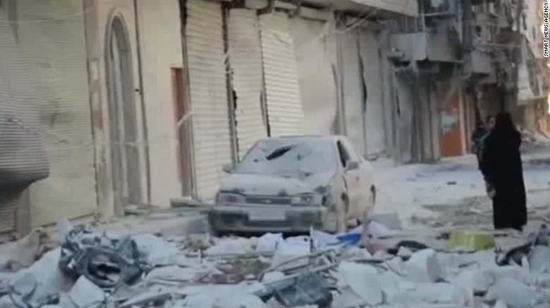 governo sírio lança & quot; abrangente ofensiva & quot;