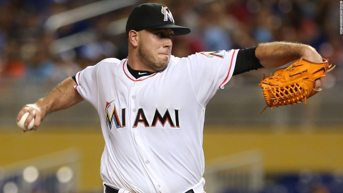 "Miami Marlins pitcher José Fernández, one of baseball's brightest stars, <a href=""http://www.cnn.com/2016/09/25/us/mlb-pitcher-jose-fernandez-dead/index.html"" target=""_blank"">was killed early Sunday, September 25, in a boating accident, </a>Florida authorities said.  He was 24."