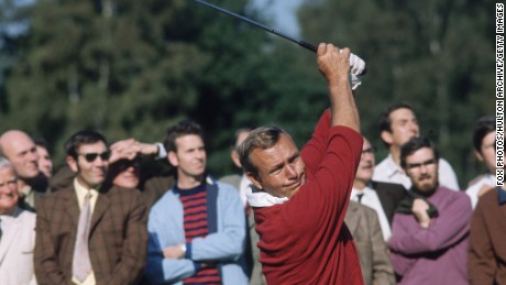 Golf 'King' Arnold Palmer dies at 87: Twitter reaction