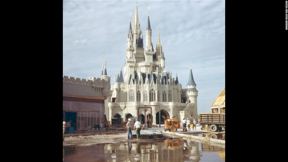 The birth of Disney's Magic Kingdom