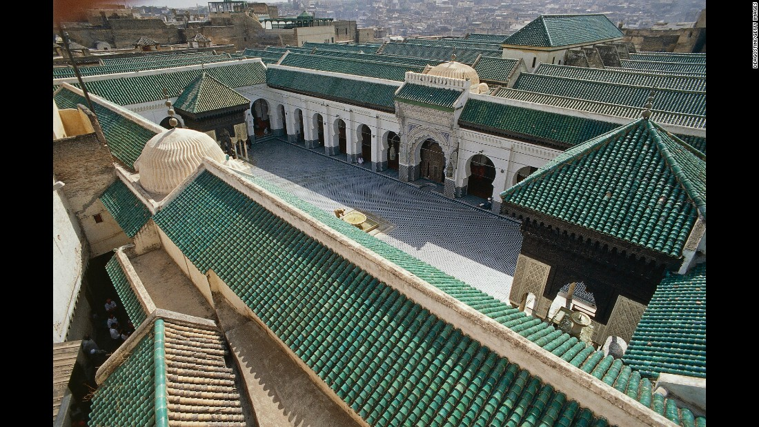The library is part of the complex that includes Qarawiyyin Mosque and Qarawiyyin University. Over the last four years, the library has undergone a multimillion dollar restoration.